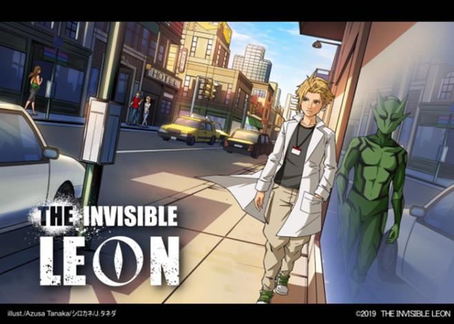 THE INVISIBLE LEON